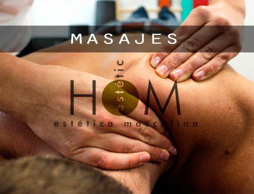 Masaje en Hom Estetic