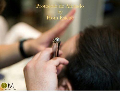 Protocolo de afeitado By Hom Estetic